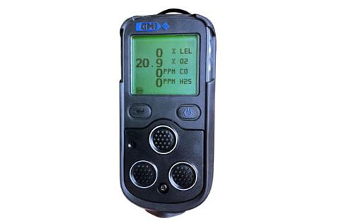 GMI PS200 – Persoonlijke draagbare gasdetectie productafbeelding