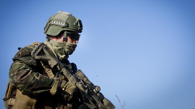 Hittestress bij Defensie, hoe kan je het voorkomen?